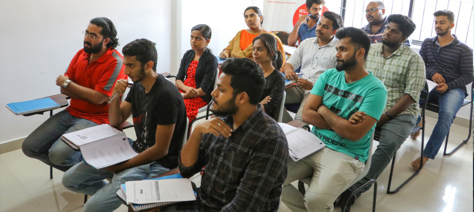 IELTS in thrissur